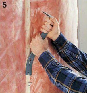 Remove nails,  screws,