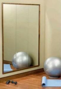 Composite Wall Mirror