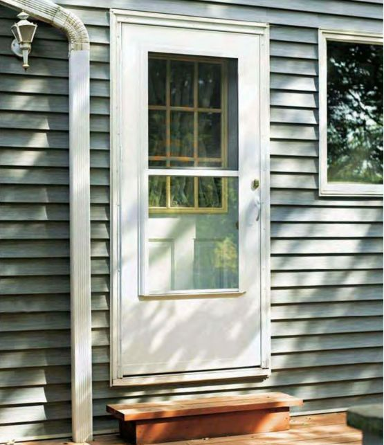 How to Install Storm Door