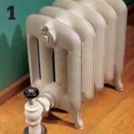 Hot-water radiators