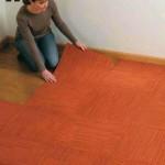 Install Carpet Squares 11