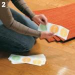 Install Carpet Squares 2