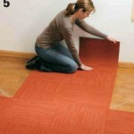 Install Carpet Squares 5