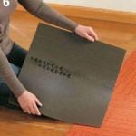Install Carpet Squares 6