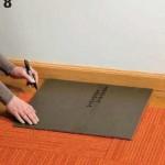 Install Carpet Squares 7